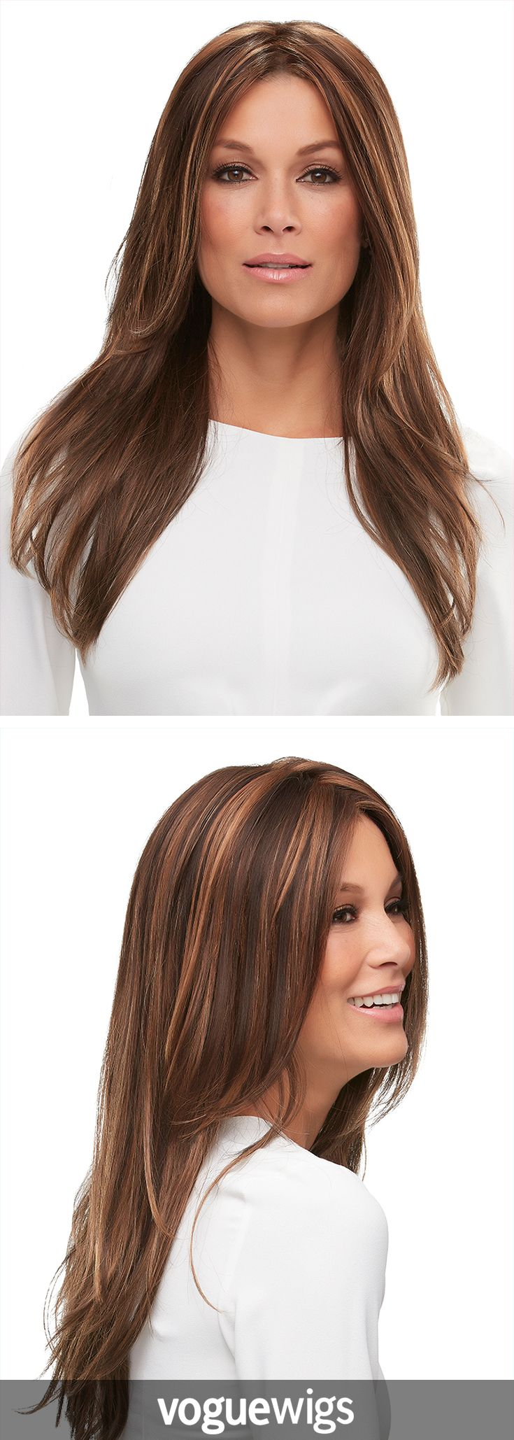 Best 25+ Natural Looking Wigs Ideas On Pinterest