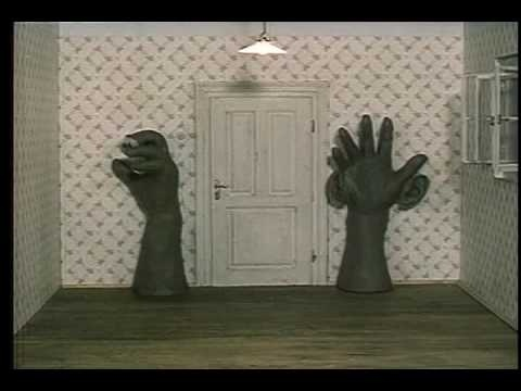 A short claymation/stop motion film directed by Jan Svankmajer. Featured on the DVD release of Alice (Neco z Alenky)