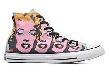 Uomo Converse Chuck Taylor All Star Hi Portrait M Sneakers Rosa