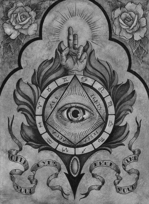 995 Best Tattoos Images On Pinterest All Seeing Eye Tattoo Eye