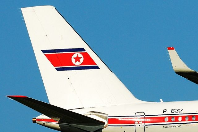airways tails north korean