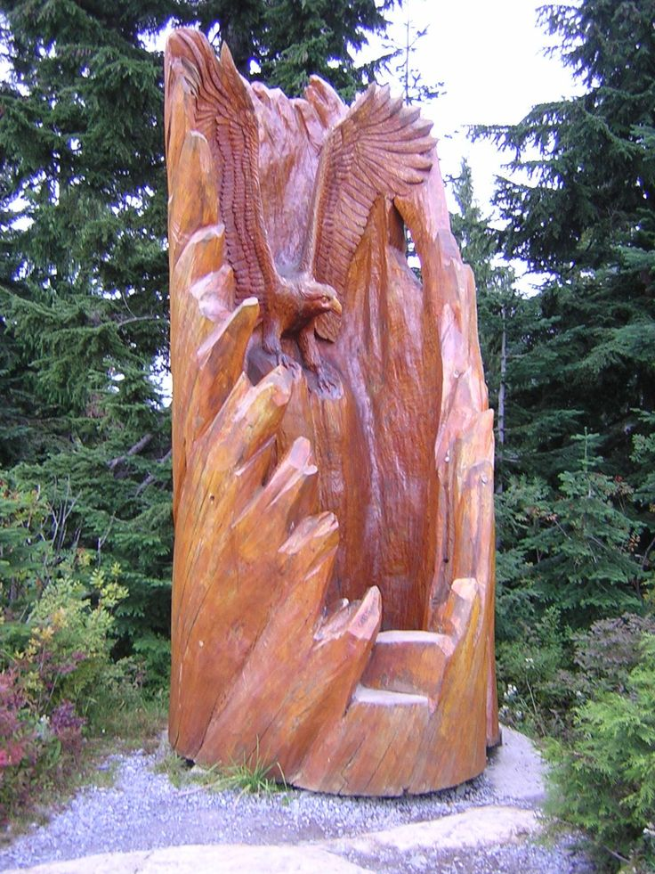 Best ideas about chain saw art on pinterest wood