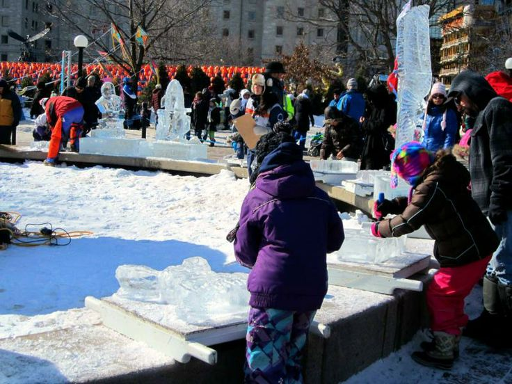 Days Out Ontario | Winterlude: Ontario's Premier Snow and Ice Festival