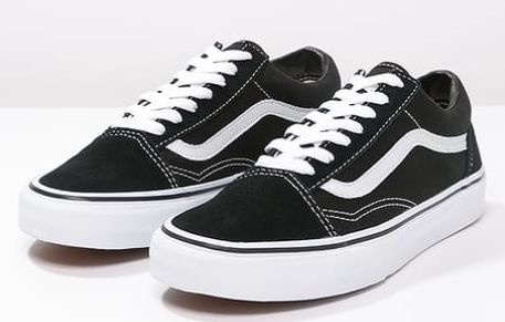 Las zapatillas del momento: Vans