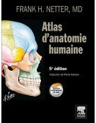 Atlas d'anatomie humaine, Frank H. Netter
