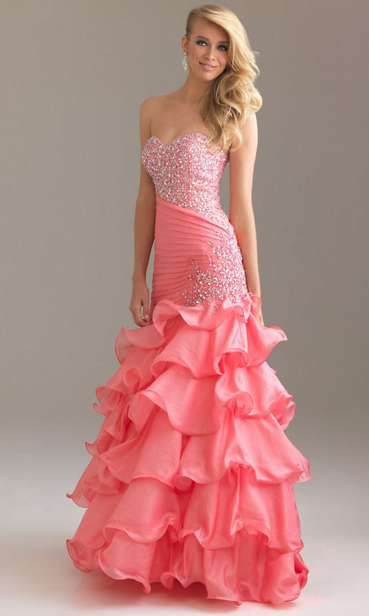 96 best prom // images on Pinterest | Formal dresses, Tea length ...