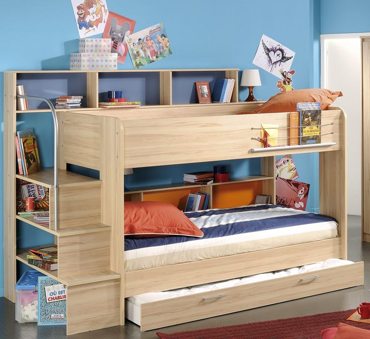 Childrens Bunk Beds 57 best bunk beds for little boys images on pinterest | 3/4 beds
