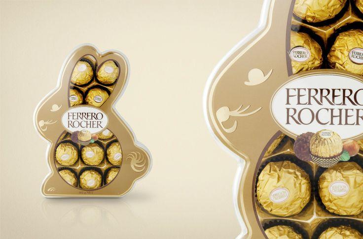 Boxer & Co. | Packaging & Branding Design | Ferrero Rocher