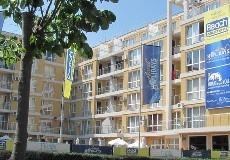 Appartementen Flores Park. Dit nieuwe complex is gelegen vlakbij het centrum en heeft een perfecte ligging ten opzichte van het uitgaansgebied en het strand.