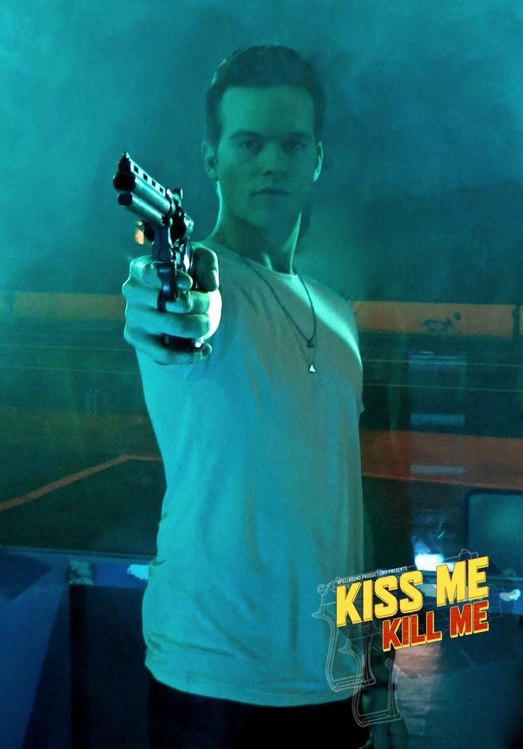 BANG!  That's a wrap on Day #12  #KissMeKillMe