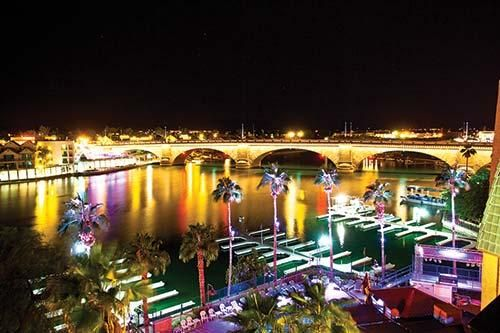 Lake Havasu City, Arizona. London Bridge