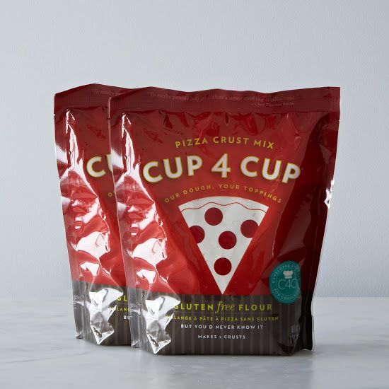 Cup4Cup Gluten Free Pizza Flour (2 bags) on Provisions by Food52