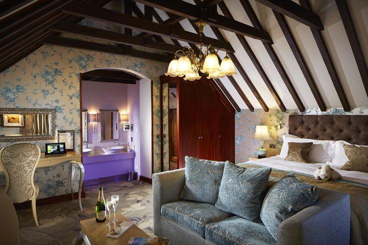 Hayloft, a beautiful deluxe guestroom