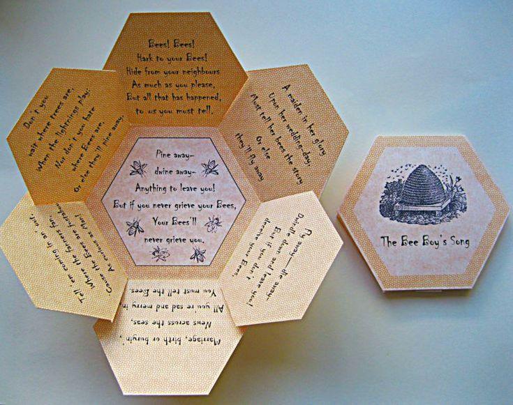 bee boy's song - limited edition artist's book - marama warren