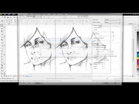 Drawing Lines In Coreldraw : Best corel draw images coreldraw design web and