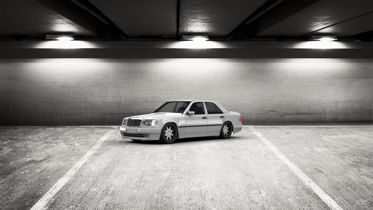 Checkout my tuning #Mercedes #Eclass 1984 at 3DTuning #3dtuning #tuning