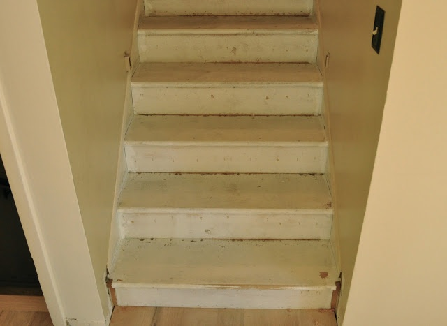 Best Stairway Makeover Before And After Refinish Stairs 400 x 300