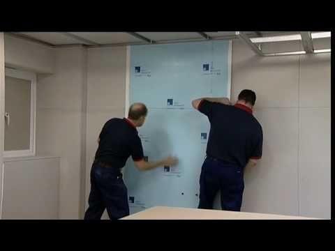 Installing Altro Whiterock Walls #walls