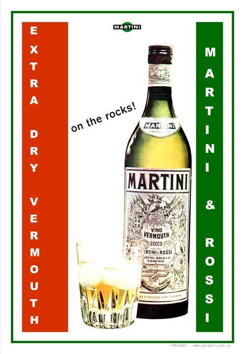 MARTINI & ROSSI-Milano 1960.                                                                                                                                                              Autor: anónimo.