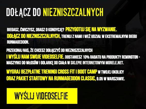 Dołącz do Niezniszczalnych i weź udział w Runmageddonie już 09.05.2015 w Warszawie.