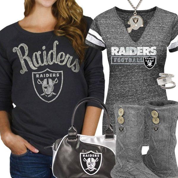 Shop For Oakland Raiders Fan Gear, Oakland Raiders Fan Jewelry