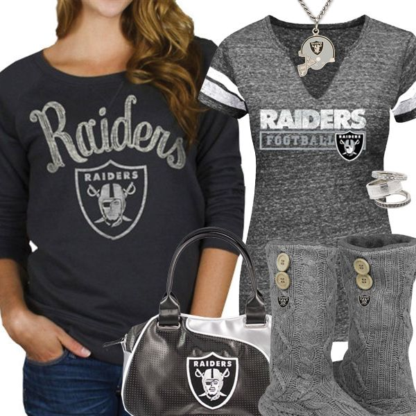 Shop For Oakland Raiders Fan Gear, Oakland Raiders Fan Jewelry