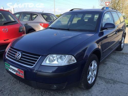 Volkswagen Passat 1.9TDI-KLIMATRON,ALU.VYHŘ.SED. - Sauto.cz