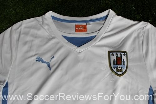 2014 Uruguay Away Jersey Review
