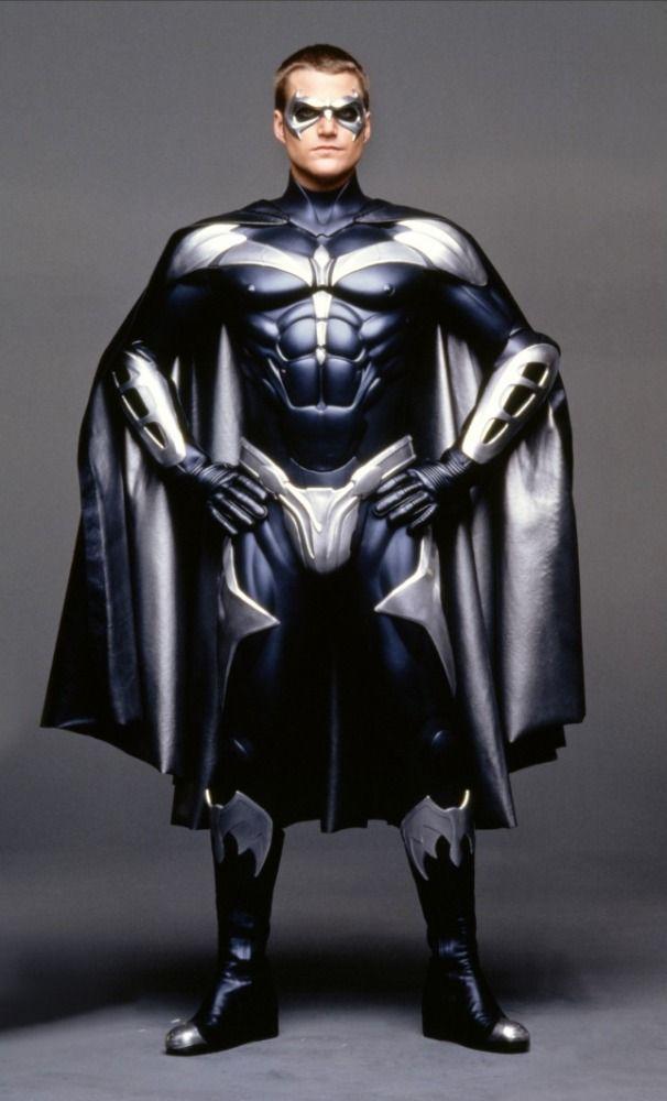 Robin (Batman et Robin) = Chris O'Donnell