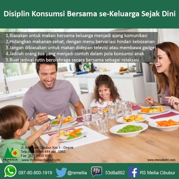Konsumsi bersama #layanan #sehat #dokter #rumahsakit #rsmeilia #cibubur #depok #cileungsi #bekasi #bogor #jakarta #tangerang #indonesia