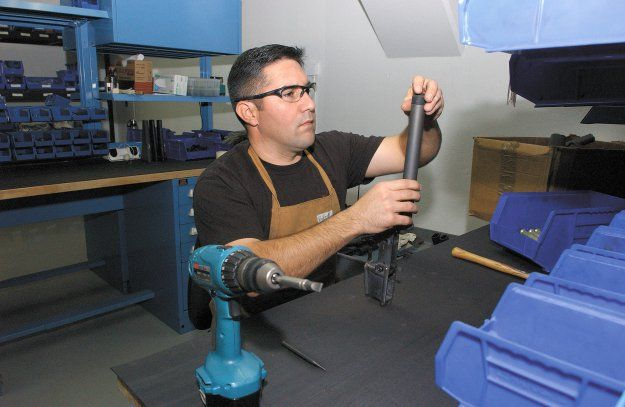 how to become a gunsmith in nsw