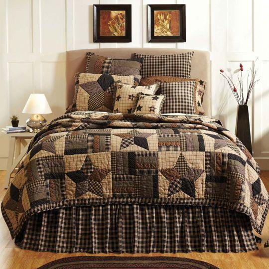 Bingham Star Quilts: Primitive Home Decors