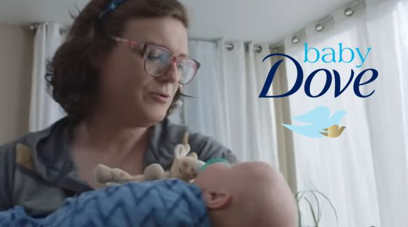 Dove Ad Features Transgender Mom: 'No One Right Way'