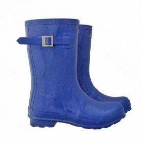 Launceston Blue Sparkle Short