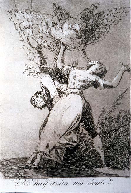 Goya....such a beautiful etching!