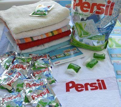 Pe masa din bucatarie: Noile capsule Persil Power Mix-avantaje si dezavan...