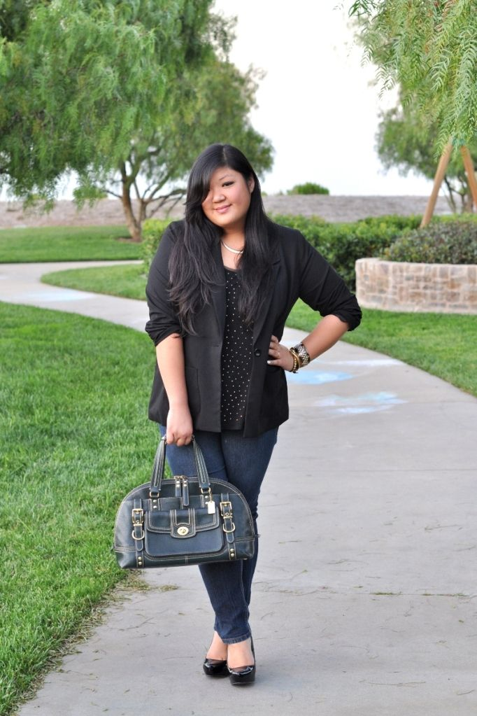 Curvy Girl Chic - Plus Size Fashion and Style Blog