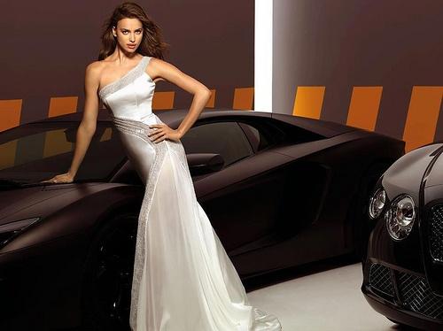 Wedding dress cheap uk car