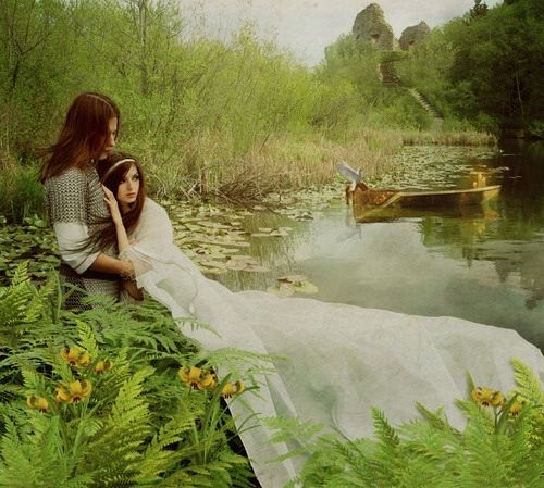 43 best images about THE LADY OF SHALOTT on Pinterest ...