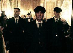 Peaky Blinders. Fook yeah!