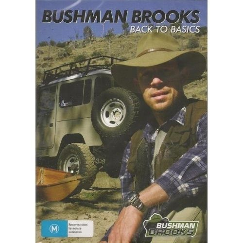 DVD 4: Bushman Brooks - Back To Basics.