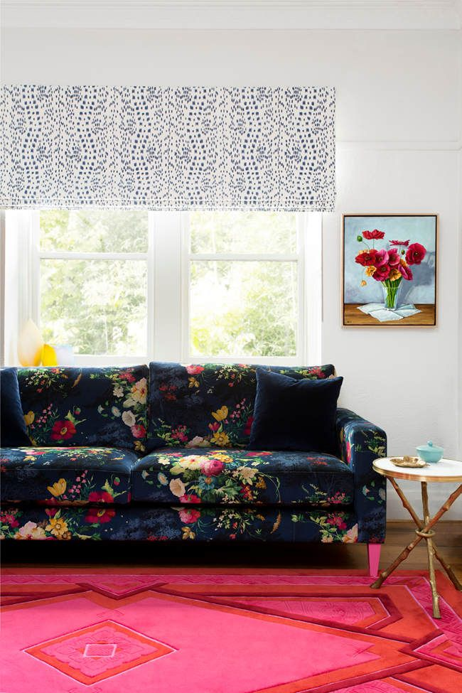 Best 25 Floral Couch Ideas On Pinterest Floral Sofa