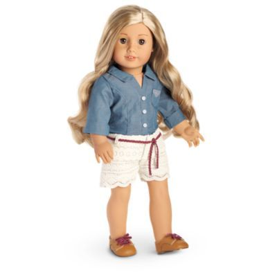 Tenney's Picnic Outfit for 18-inch Dolls  | American Girl