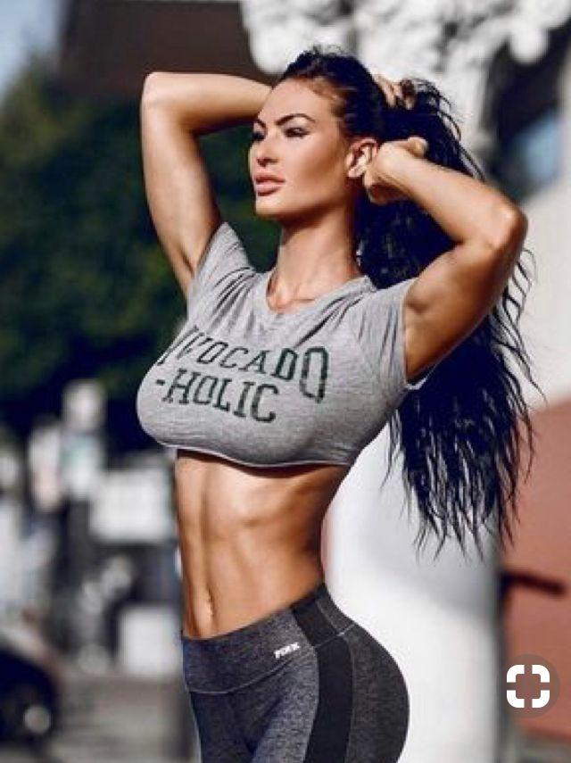 ripped hardcore bra