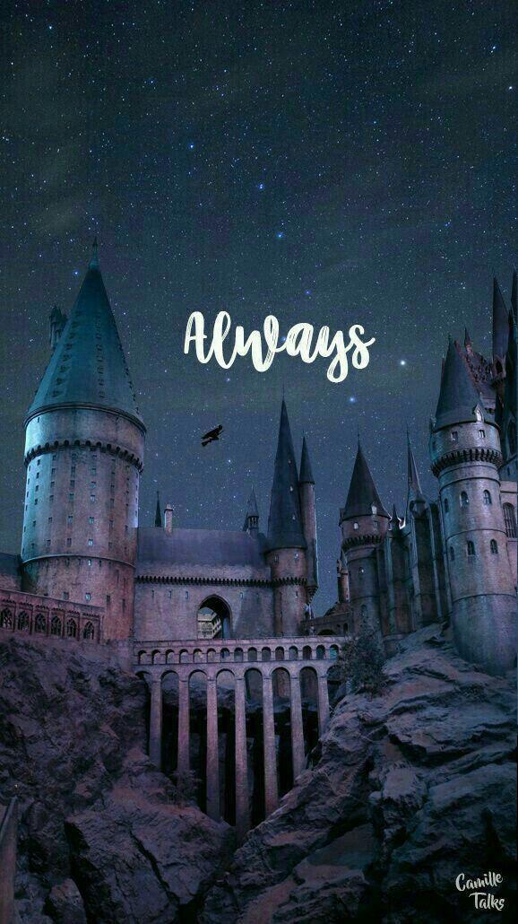 Harry Potter Phone Background Wallpaper Always Quote Film Harry Potter Sfondi Harry Potter Tumblr