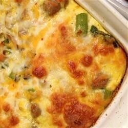 Perfect for a special breakfast or brunch, this make-ahead eggy casserole combines toasted English muffins with layers of cheese, mushrooms, and asparagus. Refrigerate overnight, bake the next day, and keep your morning clear for celebrating instead of cooking.