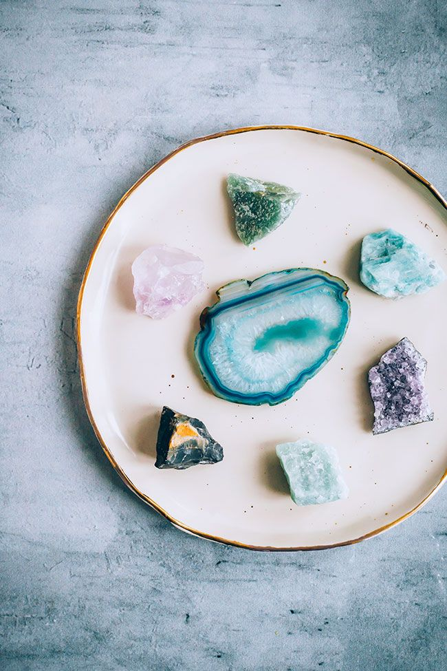 The ultimate guide to using healing crystals as part of your self-care routine.
