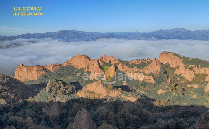 Las Médulas, El Bierzo, provincia de León