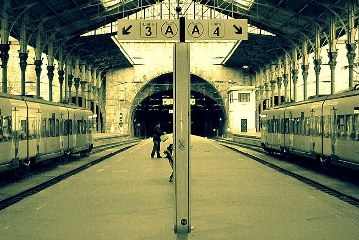 Our S. Bento Train Station, one of the most beautifull in the world by Ana Marques http://www.facebook.com/oportocity
