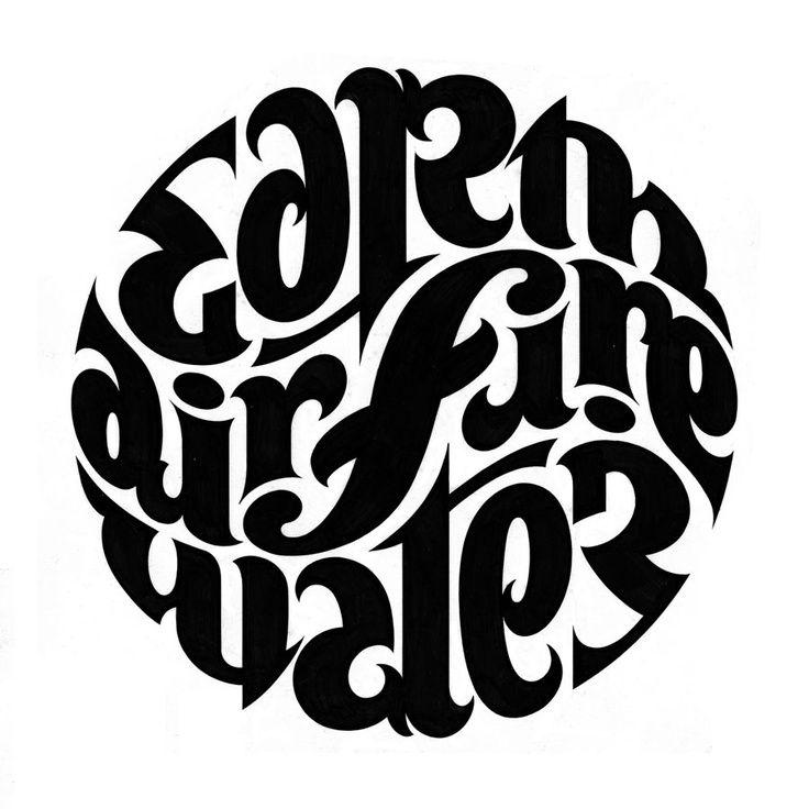 Typography inspiration | #1014